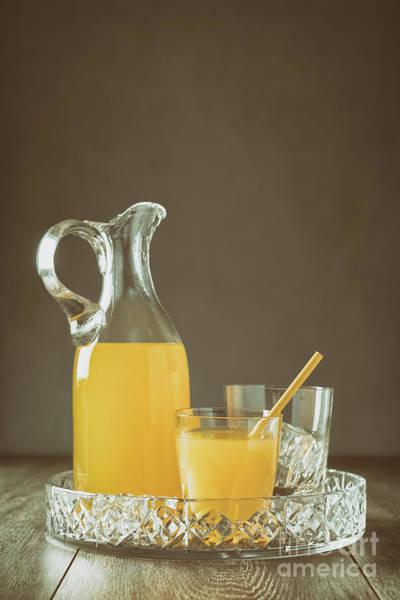 Wall Art - Photograph - Orange Juice by Amanda Elwell
