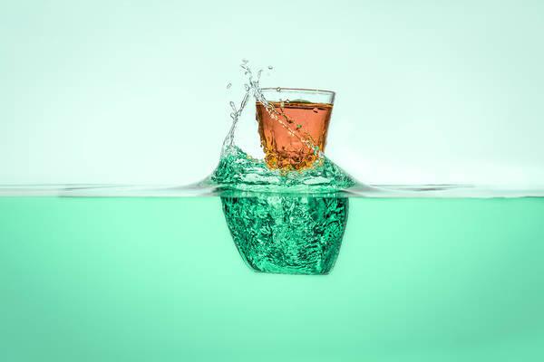Photograph - Orange Vodka by Peter Lakomy