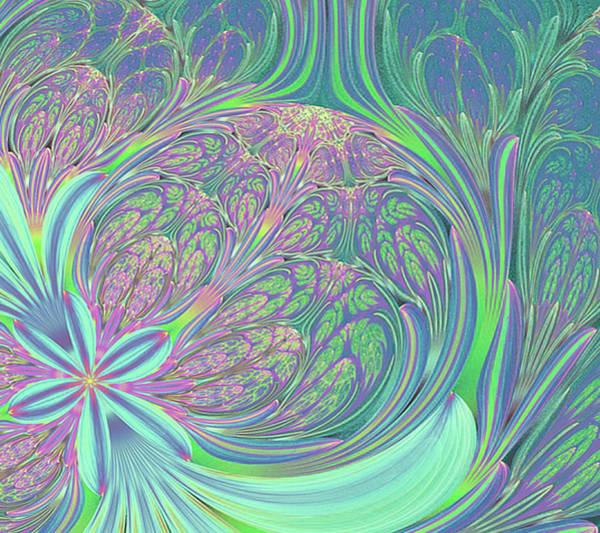 Digital Art - ORB by Kelly Dallas