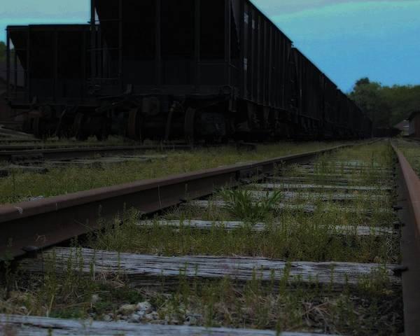 Photograph - Orbisonia Coal by John Feiser