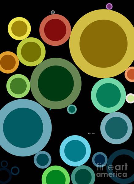 Digital Art - Orbit by Rafael Salazar