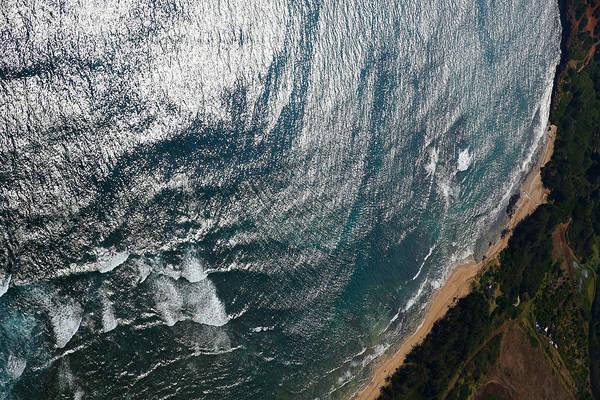 Photograph - Orbital Kauai by Steven Lapkin