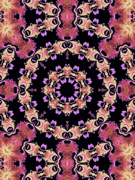 Digital Art - Orchid Exotica by Susan Maxwell Schmidt