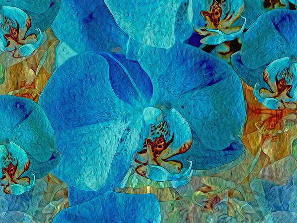 Orchid Reverie 10 Art Print