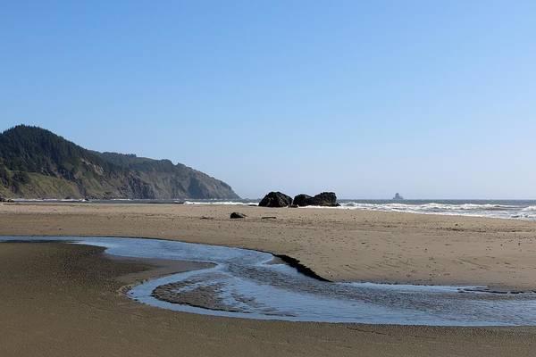 Photograph - Oregon Coast - 13 by Christy Pooschke