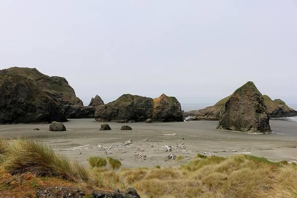 Photograph - Oregon Coast - 22 by Christy Pooschke