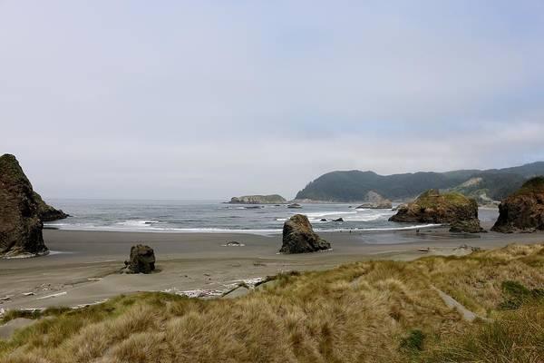 Photograph - Oregon Coast - 24 by Christy Pooschke