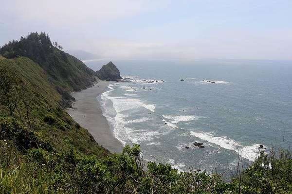 Photograph - Oregon Coast - 33 by Christy Pooschke