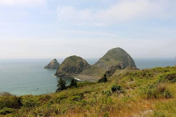 Photograph - Oregon Coast - 34 by Christy Pooschke