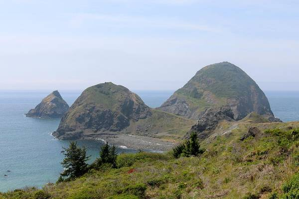 Photograph - Oregon Coast - 35 by Christy Pooschke
