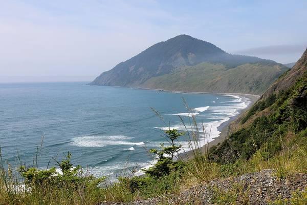 Photograph - Oregon Coast - 37 by Christy Pooschke