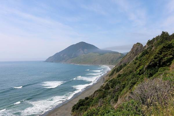Photograph - Oregon Coast - 43 by Christy Pooschke