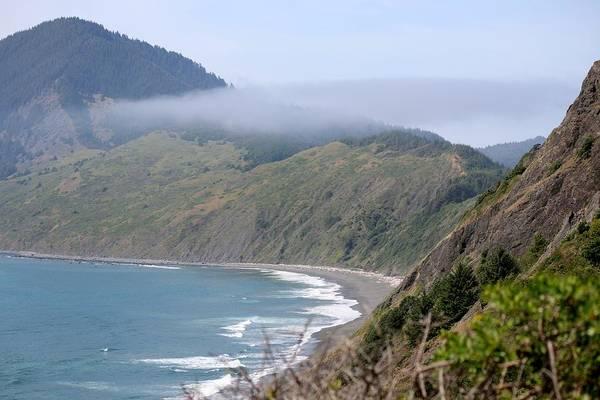 Photograph - Oregon Coast - 45 by Christy Pooschke