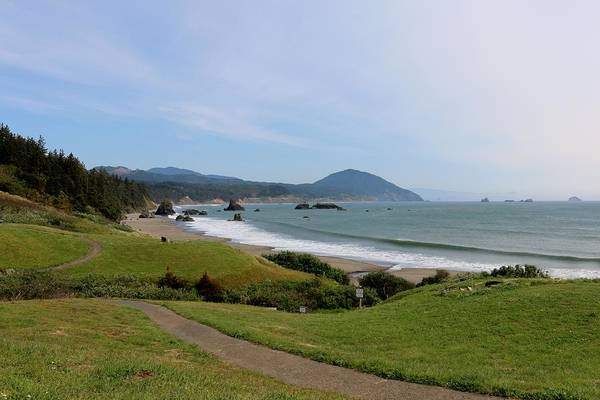 Photograph - Oregon Coast - 50 by Christy Pooschke
