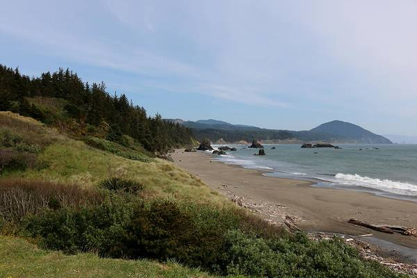 Photograph - Oregon Coast - 56 by Christy Pooschke