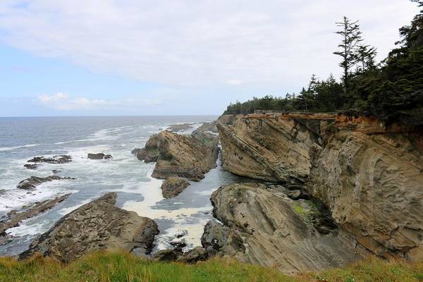 Photograph - Oregon Coast - 74 by Christy Pooschke