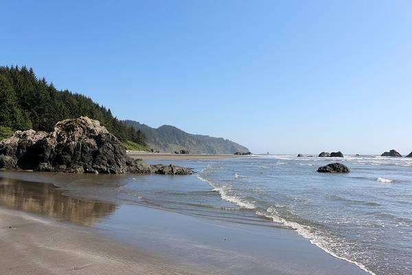 Photograph - Oregon Coast - 8 by Christy Pooschke