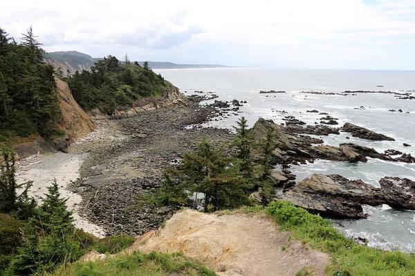 Photograph - Oregon Coast - 83 by Christy Pooschke