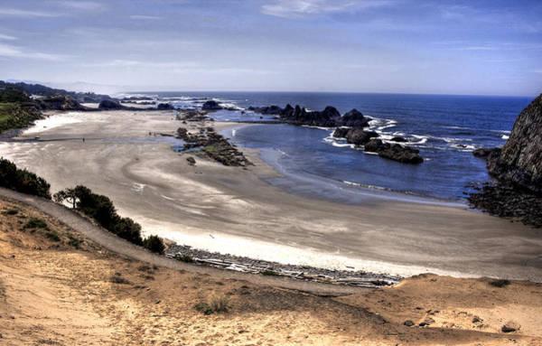 Photograph - Oregon Coast by Lee Santa