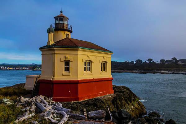 Wall Art - Photograph - Oregon Coast Lighthouse by Garry Gay