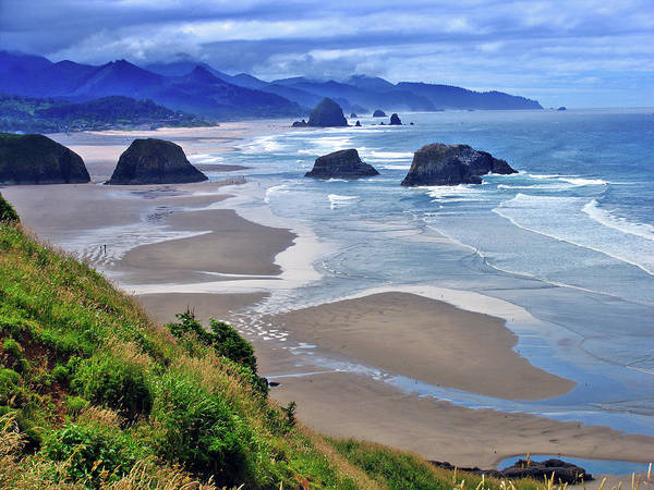 Oregon Coast Photograph - Oregon Coast by Scott Mahon