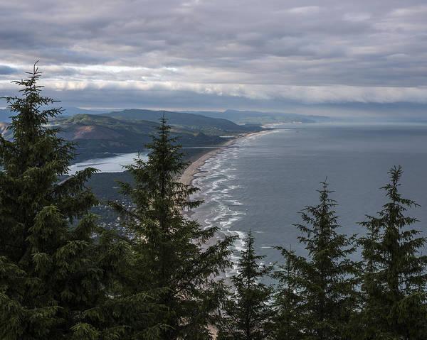 Photograph - Oregon Coast View by Robert Potts