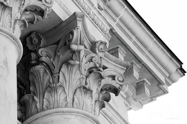 Photograph - Oregon State University Memorial Union Detail by University Icons