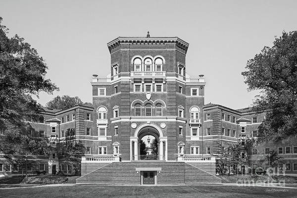Photograph - Oregon State University Weatherford Hall by University Icons