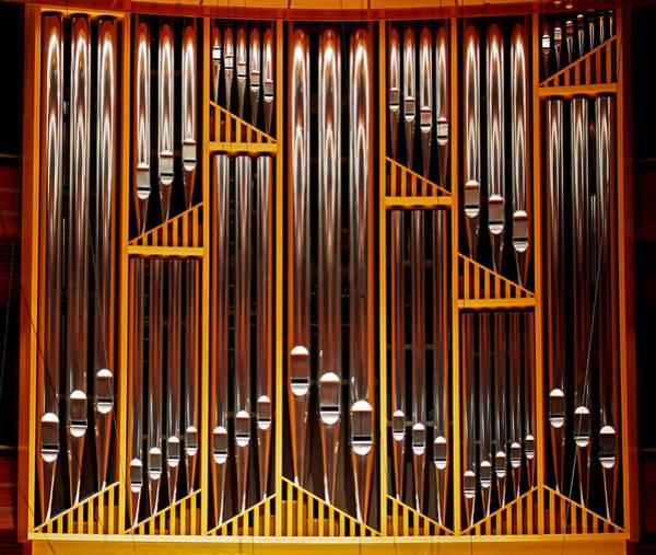 Photograph - Organ Opus 76 - Philadelphia by Rona Black