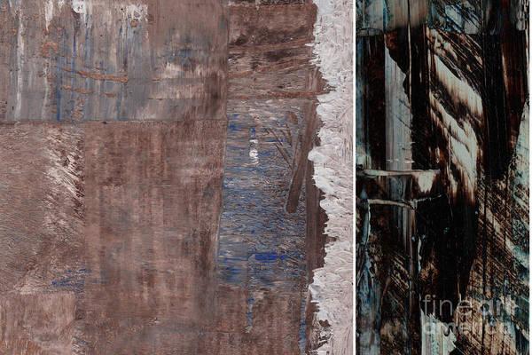 Penetrate Painting - Orgathe 2  by Paul Davenport