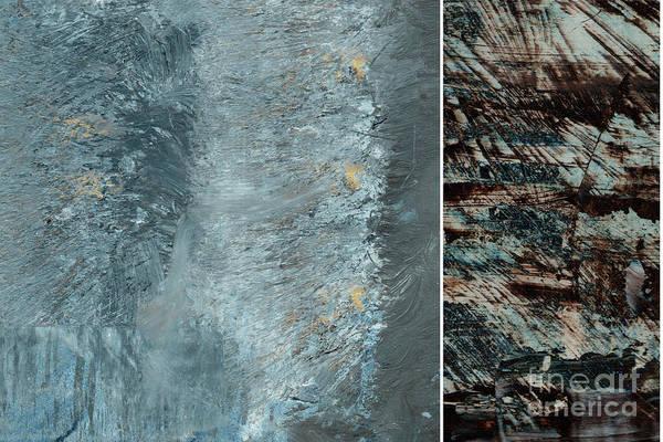 Penetrate Painting - Orgathe 3 by Paul Davenport