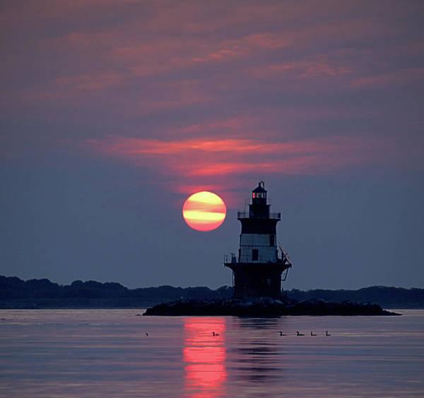 Photograph - Orient Light I I by Newwwman