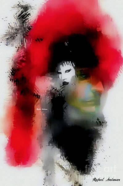 Digital Art - Oriental Dream by Rafael Salazar
