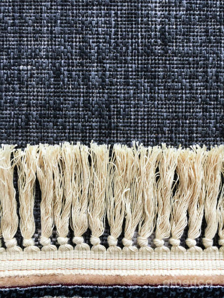 Wall Art - Photograph - Oriental Rug Detail by Tom Gowanlock