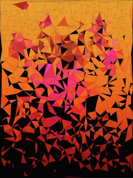 Digital Art - Origami by Susan Maxwell Schmidt