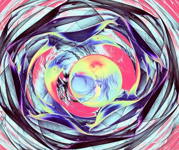 Digital Art - Origination by Anastasiya Malakhova