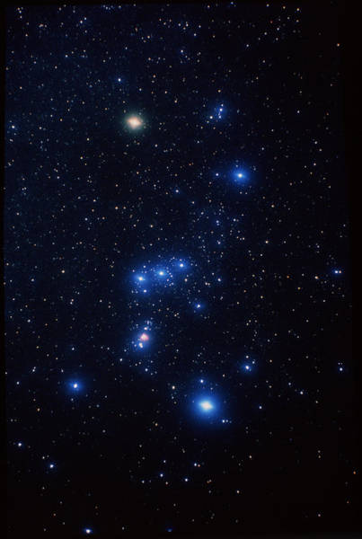 Wall Art - Photograph - Orion Constellation by John Sanford