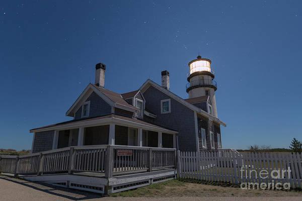 Photograph - Orion Highland Lighthouse by Richard Sandford