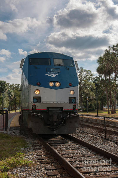 Photograph - Orlando To Jacksonville by Dale Powell