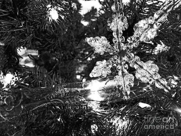 Ornamental Snowflake Art Print