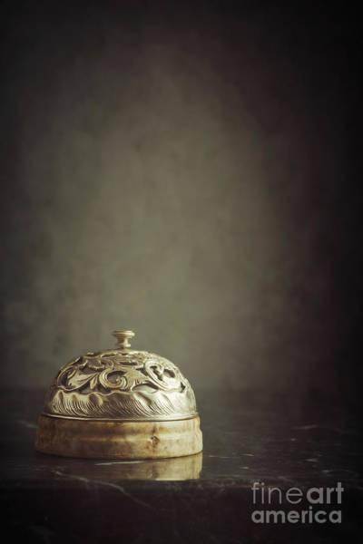 Wall Art - Photograph - Ornate Bell by Amanda Elwell
