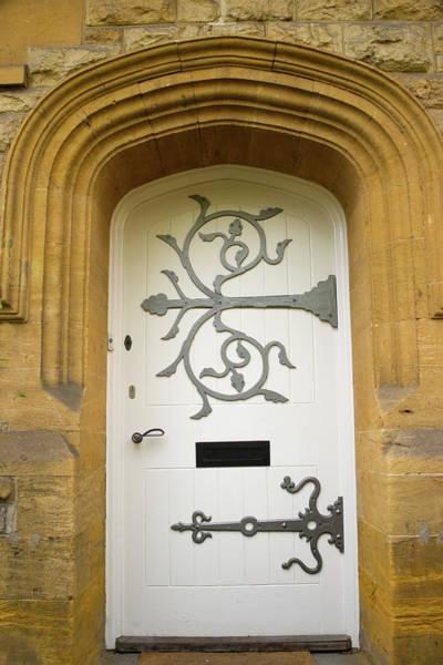 Wall Art - Photograph - Ornate Door 1 by Douglas Barnett