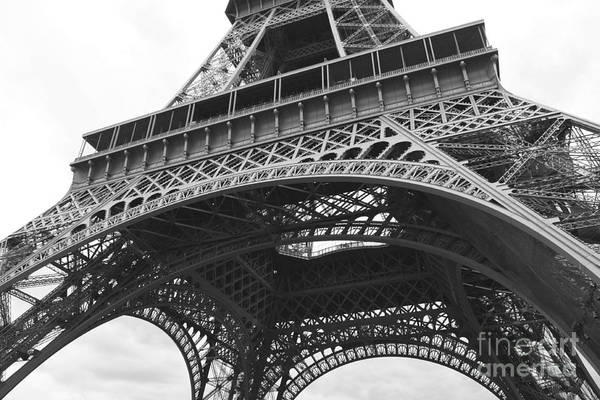 Photograph - Ornate Eiffel Tower by Carol Groenen