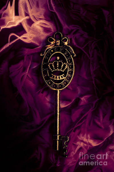 Photograph - Ornate Key To The Kingdom by Jorgo Photography - Wall Art Gallery