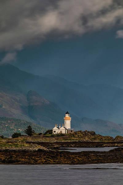 Inner Photograph - Ornsay Lighthouse - Isle Of Skye by Joana Kruse