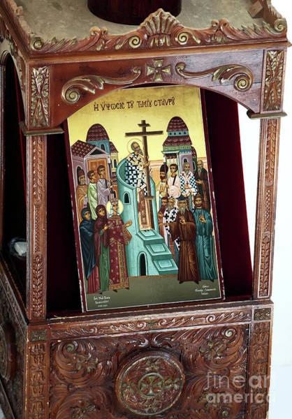 Wall Art - Photograph - Orthodox Icon by John Rizzuto
