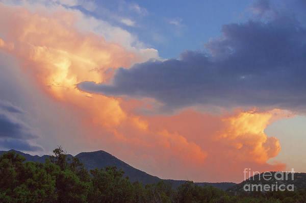 Photograph - Ortiz Sunset Clouds by Steven Natanson