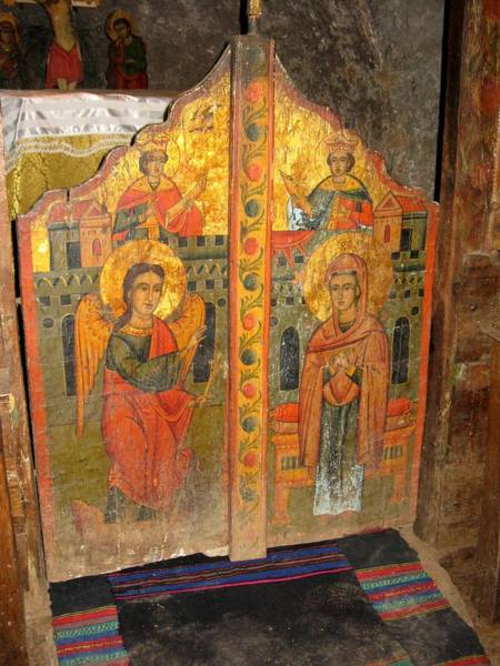 Ortodox Wall Art - Photograph - Ortodox Icon Art by Valia Bradshaw