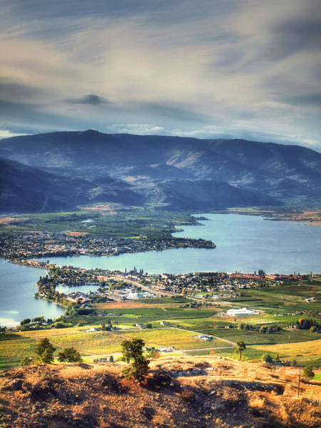 Photograph - Osoyoos Lake 2 by Tara Turner