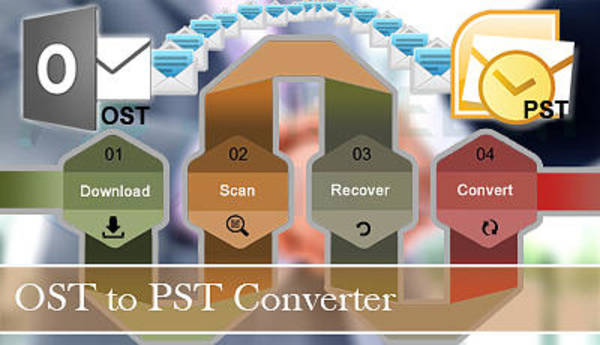 Converter Mixed Media - Ost Email Recovery by Jams Robert